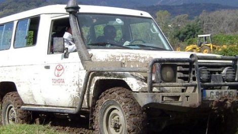Gold Coast 4WD Tours