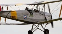 Gold Coast Tiger Moth Flights