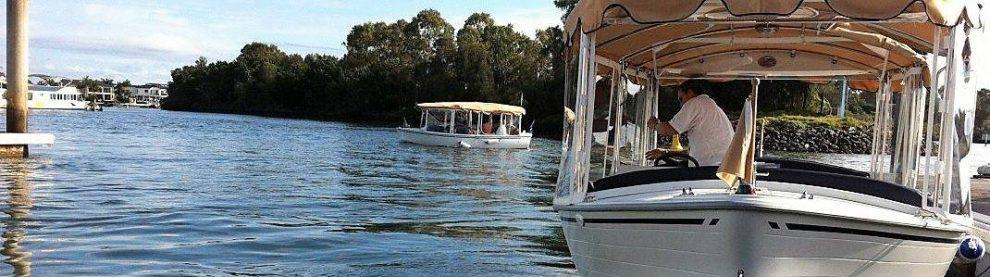 Duffy Down Under Electric Boat Hire and Sales