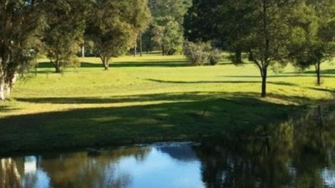 Canungra Area Golf Club