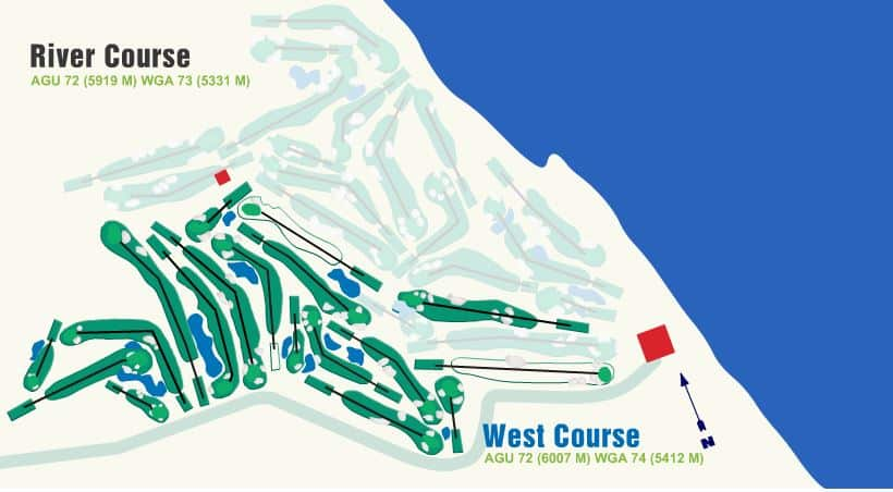 Coolangatta Tweed Heads Golf Club West Course