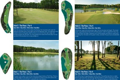 The Pines Course 5-8