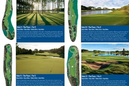 The Pines Course 9-12