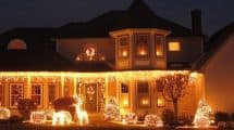 Christmas Light Up Competition