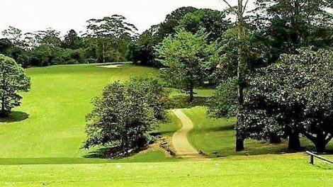 Tamborine Mountain Golf Club