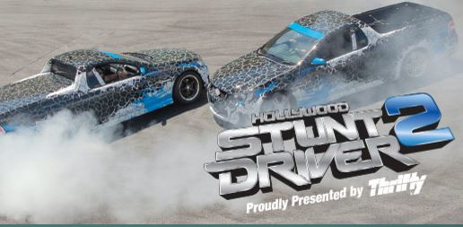 Hollywood Stunt Driver