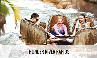 Thunder River Rapids