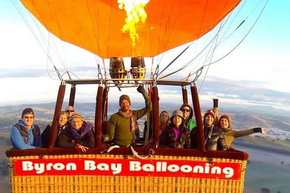 Hot Air Balloon 05