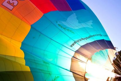 Hot Air Balloon 07