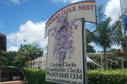 German Cuckoo Clock Nest-01