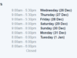 The Pines Shopping Centre Christmas Trading Hours