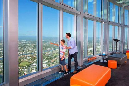 SkyPoint Observation Deck 10