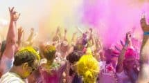 Colour Run Gold Coast