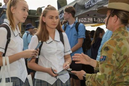 Gold Coast Careers Festival 1