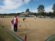 The 2016 Australian Open Bowls Championships at Mudgeeraba, Gold Coast.