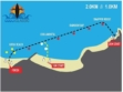 Cooly 2.0km - 1.0km Course Map